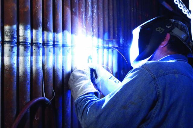 mechanical contractors fabrication